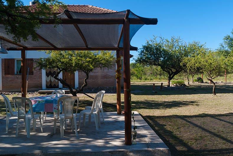 Hostel Tinktinkie garden